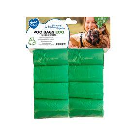 Duvo+ Eco Biohajoavat kakkapussit 8 rll