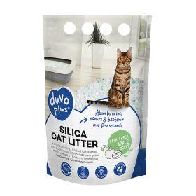 Duvo+ Silica-kissanhiekka Premium Apple, 5 litraa