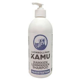 KAMU Shampoo, Hajusteeton 350ml