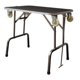 NBF trimmauspöytä pyörillä