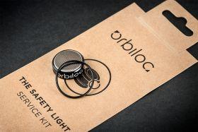 Orbiloc Dual Service Kit Varaosapakkaus