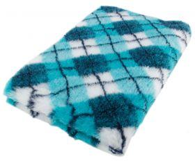 Foxy Fur -makuualusta, Turkoosi skotti