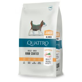 Quattro Dog Junior All Breed
