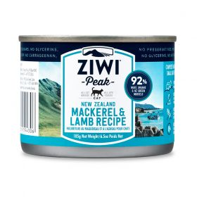 ZiwiPeak Säilyke Cat New Zealand Mackerel & Lamb