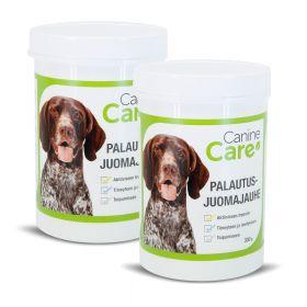 CanineCare Palautusjuomajauhe, elektrolyyttivalmiste koirille 2 x 300 g