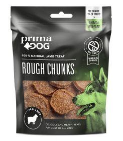 PrimaDog Rough Chunks, Lammaspala, 90 g