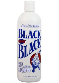 Chris Christensen Black On Black Shampoo, 473 ml