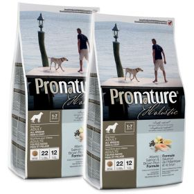 Pronature Holistic Atlantin lohi & tumma riisi 2 x 13