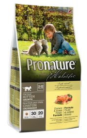 Pronature Holistic Kitten Kana & bataatti 2,72 kg