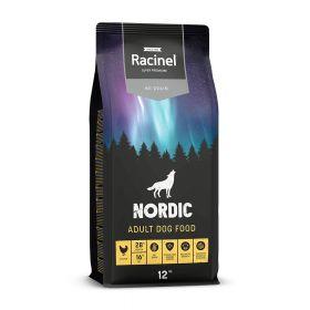 12 kg Racinel Nordic Adult Chicken, Kana