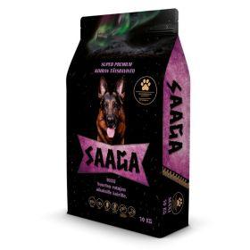 Saaga Maxi, täysravinto koirille 10 kg