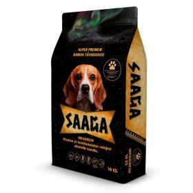 Saaga Mini & Medi, täysravinto koirille 10 kg