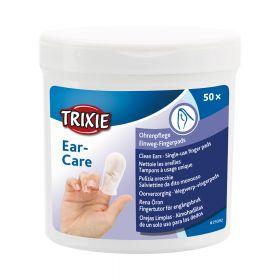 Trixie Lemmikin korvienhoitoliina, 50 kpl