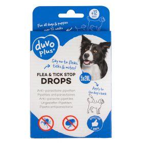 Duvo+ Flea & Tick Stop Paikallisvaleluliuos koirille