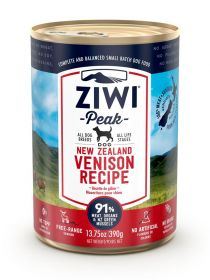 ZiwiPeak Säilyke Dog New Zealand Venison, 390 g