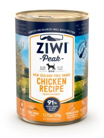 ZiwiPeak Säilyke Dog New Zealand Chicken, 390g