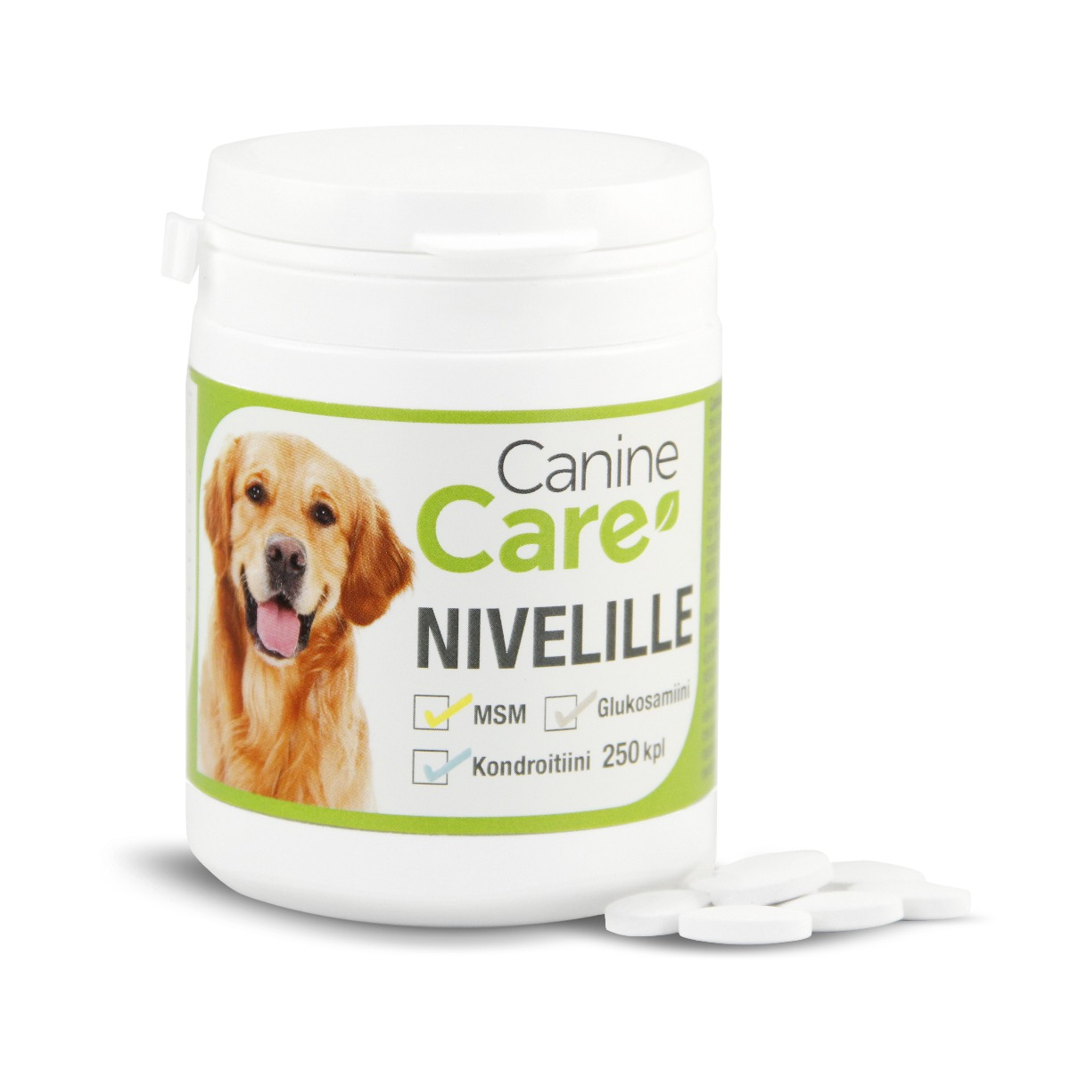 CanineCare Nivelille tabletit
