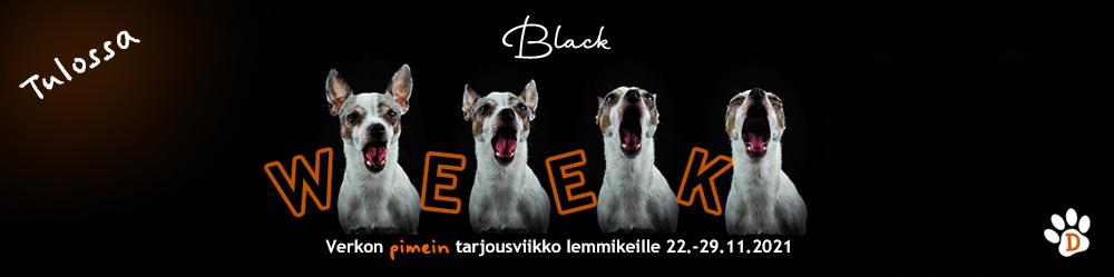 Black Friday -tarjoukset koiralle DreamPetStore-verkkokaupasta
