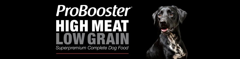 ProBooster-täysravinnot koiralle